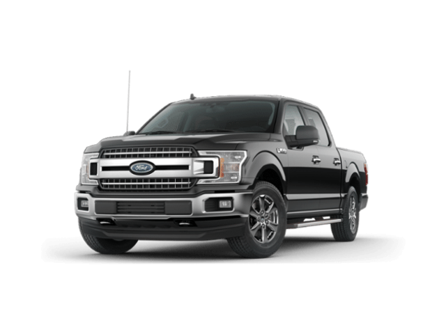 2019 Ford F Series F150 4X4 Supercrew Truck
